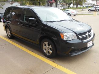 2012 Dodge Grand Caravan SXT Clinton, Iowa 1