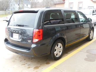 2012 Dodge Grand Caravan Crew Clinton, Iowa 2