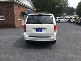 2012 Dodge Grand Caravan SXT handicap wheelchair accessible van Dallas, Georgia 19