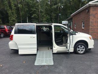 2012 Dodge Grand Caravan SXT handicap wheelchair accessible van Dallas, Georgia 21