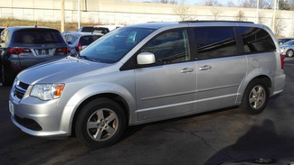 2012 Dodge Grand Caravan SXT East Haven, CT 1
