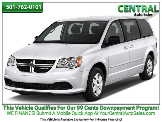 2012 Dodge Grand Caravan American Value Pkg | Hot Springs, AR | Central Auto Sales in Hot Springs AR