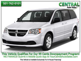 2012 Dodge Grand Caravan SE | Hot Springs, AR | Central Auto Sales in Hot Springs AR
