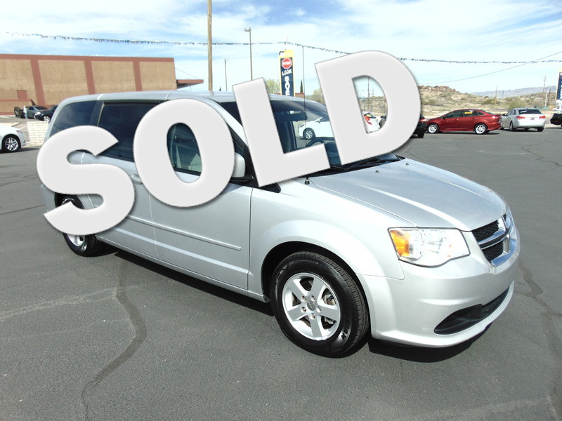 2012 Dodge Grand Caravan SXT in Kingman Arizona