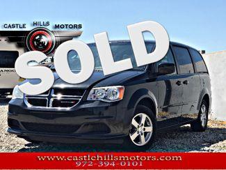 2012 Dodge Grand Caravan SXT **INCLUDES 2 YRS FREE MAINTENANCE** | Lewisville, Texas | Castle Hills Motors in Lewisville Texas