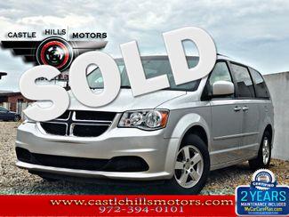 2012 Dodge Grand Caravan SXT | Lewisville, Texas | Castle Hills Motors in Lewisville Texas