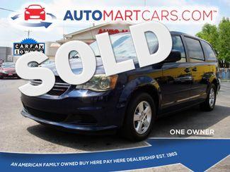 2012 Dodge Grand Caravan SE | Nashville, Tennessee | Auto Mart Used Cars Inc. in Nashville Tennessee