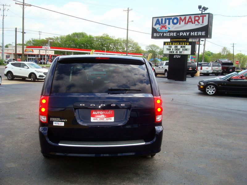 2012 Dodge Grand Caravan SE | Nashville, Tennessee | Auto Mart Used ...