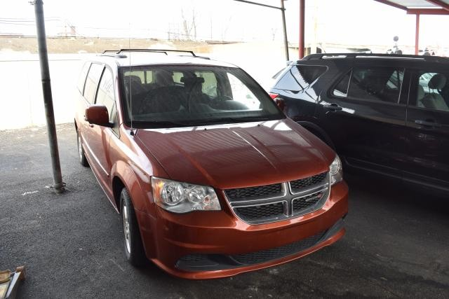 2012 Dodge Grand Caravan SXT Richmond Hill, New York 1