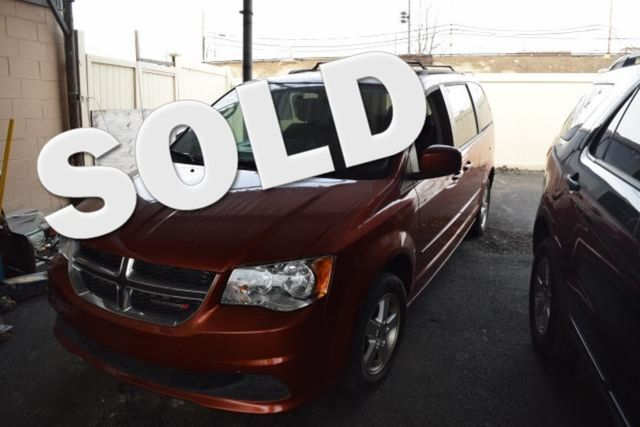 2012 Dodge Grand Caravan SXT Richmond Hill, New York 0
