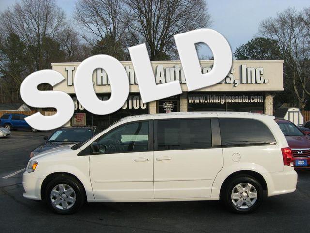 2012 Dodge Grand Caravan SE Richmond, Virginia 0