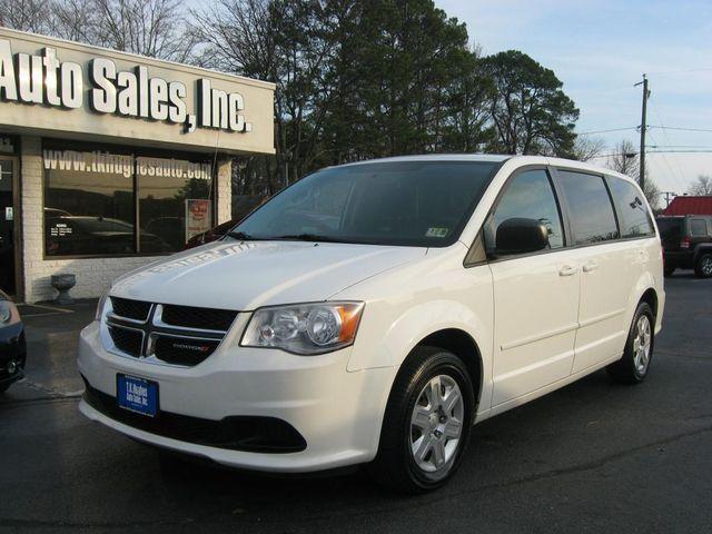 2012 Dodge Grand Caravan SE Richmond, Virginia 1