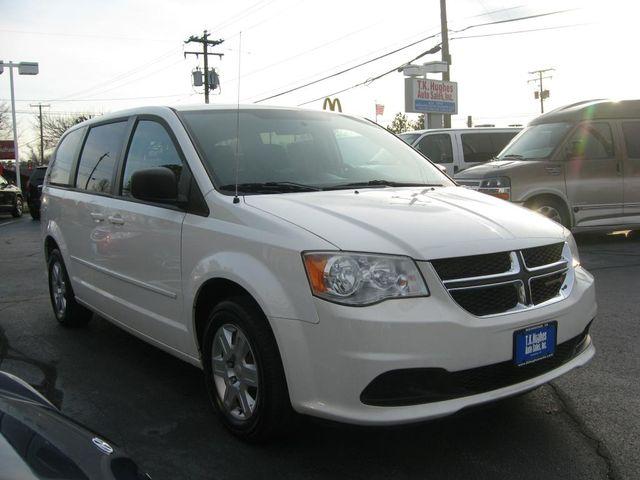 2012 Dodge Grand Caravan SE Richmond, Virginia 3