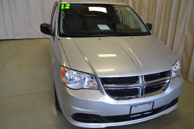 2012 Dodge Grand Caravan SE Roscoe, Illinois 2