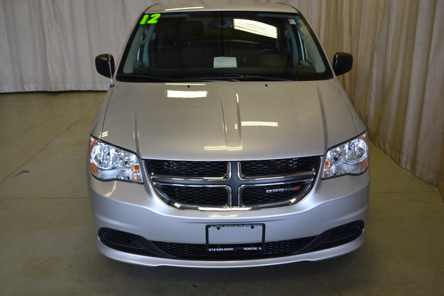 2012 Dodge Grand Caravan SE Roscoe, Illinois 8