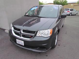 2012 Dodge Grand Caravan SXT Sacramento, CA 12