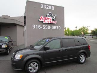 2012 Dodge Grand Caravan SXT Sacramento, CA 4