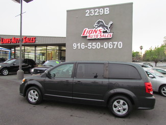 2012 Dodge Grand Caravan SXT Sacramento, CA 5