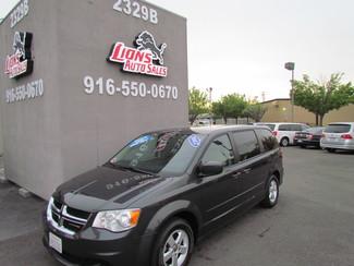 2012 Dodge Grand Caravan SXT Sacramento, CA 8