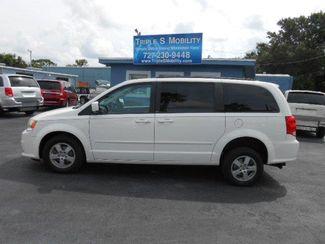 2012 Dodge Grand Caravan Sxt Handicap Van - DEPOSIT Pinellas Park, Florida 2