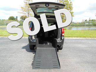 2012 Dodge Grand Caravan Sxt Handicap Van Pinellas Park, Florida