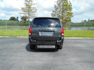 2012 Dodge Grand Caravan Sxt Handicap Van Pinellas Park, Florida 4