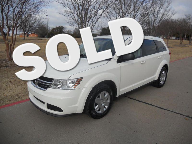 2012 Dodge Journey SE   Ft. Worth, TX   Auto World Sales LLC in Ft. Worth TX