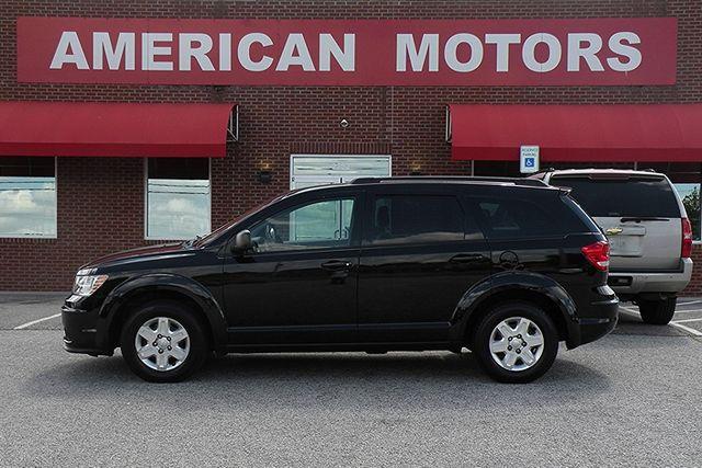 2012 Dodge Journey SE   Jackson, TN   American Motors of Jackson in Jackson TN
