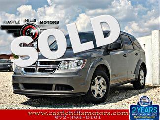2012 Dodge Journey American Value Pkg | Lewisville, Texas | Castle Hills Motors in Lewisville Texas