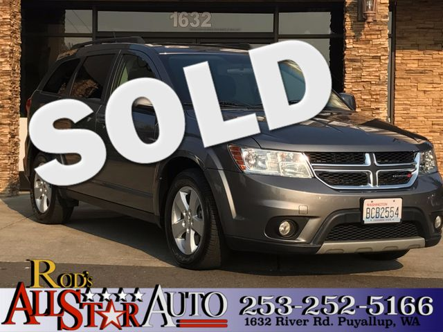 2012 Dodge Journey SXT The CARFAX Buy Back Guarantee that comes with this vehicle means that you c