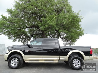 2012 Dodge Ram 2500 Crew Cab Longhorn 6.7L Cummins Turbo Diesel 4X4 in San Antonio Texas