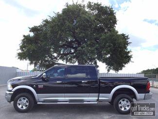 2012 Dodge Ram 2500 Mega Cab Laramie 6.7L Cummins Turbo Diesel 4X4   American Auto Brokers San Antonio, TX in San Antonio Texas