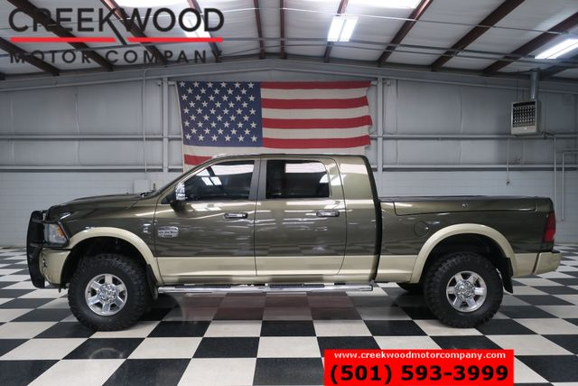 2012 dodge ram 2500 laramie longhorn 4x4 diesel for Creek wood motor company