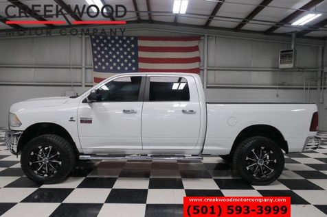 2012 Dodge Ram 2500 SLT 4x4 Diesel White New 35