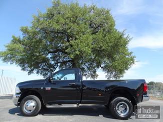 2012 Dodge Ram 3500 DRW Regular Cab ST 6.7L Cummins Turbo Diesel 4X4 in San Antonio Texas