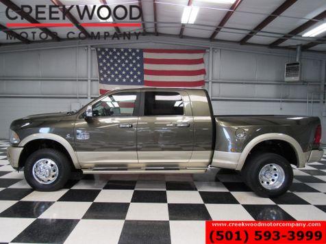 2012 Dodge Ram 3500 Laramie Longhorn 4x4 Diesel Dually Mega Nav Dvd in Searcy, AR
