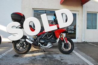 2012 Ducati Multisrada 1200 ABS Dania Beach, Florida