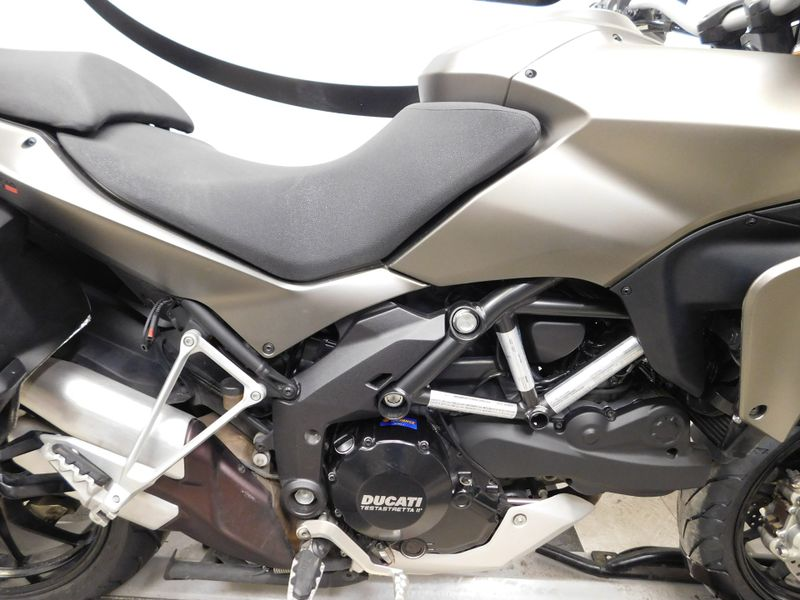 2012 Ducati Multistrada 1200S Touring  in Eden Prairie, Minnesota