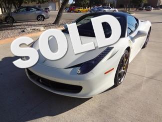 2012 Ferrari 458 Italia Austin , Texas