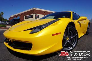 2012 Ferrari 458 Italia Coupe | MESA, AZ | JBA MOTORS in Mesa AZ