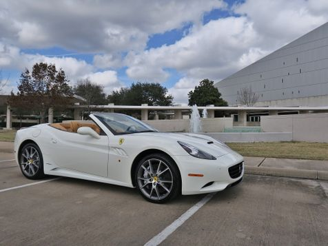 2012 Ferrari California  in Houston, Texas