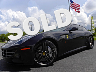 2012 Ferrari FF $368K MSRP*NERO DAYTONA*REAR ENT*SERVICED*WARRANTY Tampa, Florida