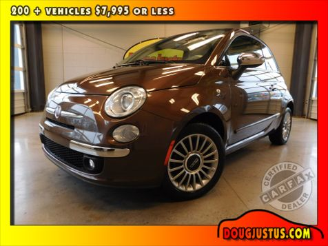 2012 Fiat 500 Lounge in Airport Motor Mile ( Metro Knoxville ), TN