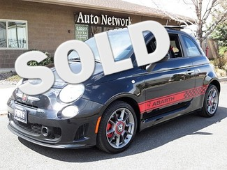 2012 Fiat 500 Abarth Bend, Oregon