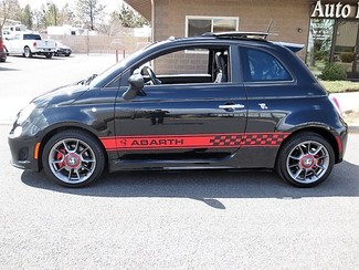 2012 Fiat 500 Abarth Bend, Oregon 6