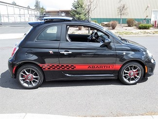 2012 Fiat 500 Abarth Bend, Oregon 7