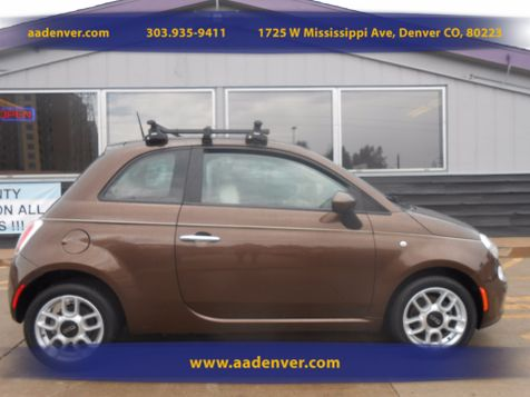 2012 Fiat 500 Pop | Denver, CO | AA Automotive of Denver in Denver, CO