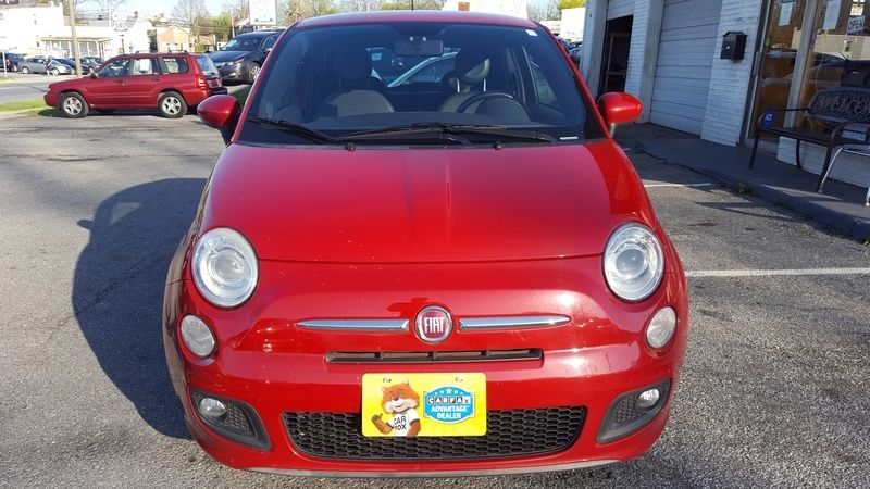 2012 Fiat 500 Sport  in Frederick, Maryland
