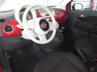 2012 Fiat 500 Pop Gardena, California 4