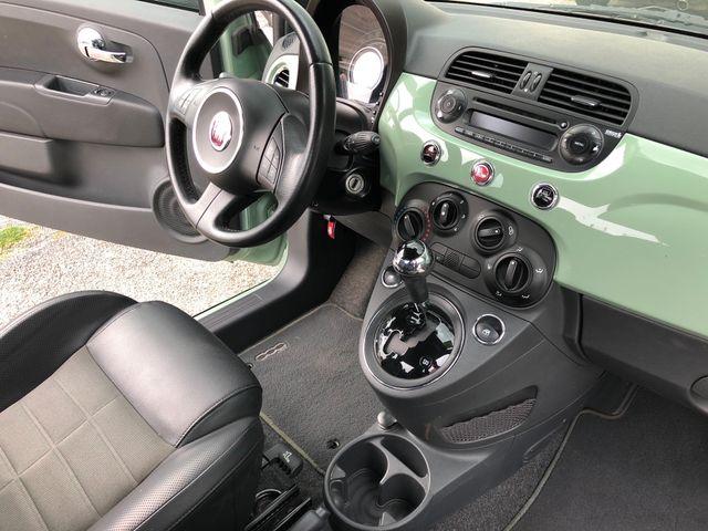 2012 Fiat 500 Sport Houston, TX 8